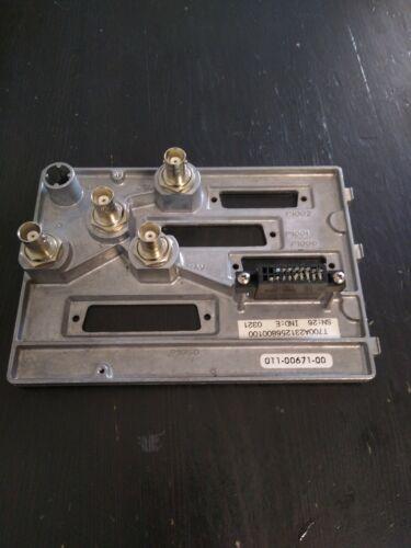 Garmin GNS530W Backplate P/N 01-00671-00