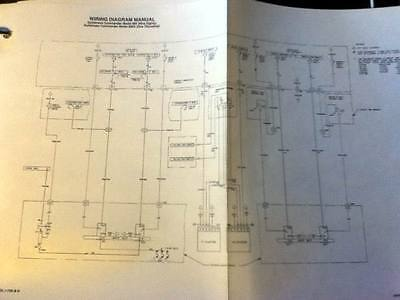 Gulfstream Nine Eighty Model 695 & One Thousand Model 695A Wiring Manual