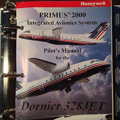 Honeywell Primus 2000 Avionics in Dornier 328Jet Pilot's Manual