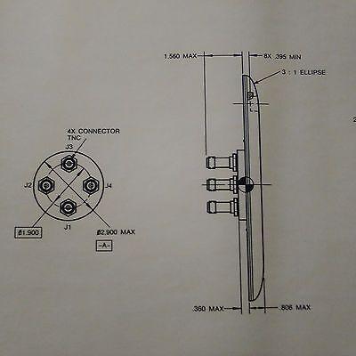 Honeywell TCZ-910 TCAS Traffic Alert & Collision Avoidance Install Manual