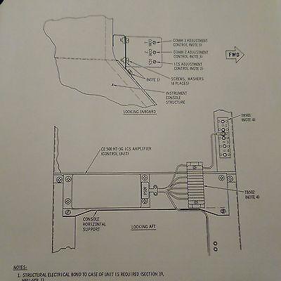 Hughes 500D, 369D Carter Intercom 369H90068-11  Service & Parts Manual