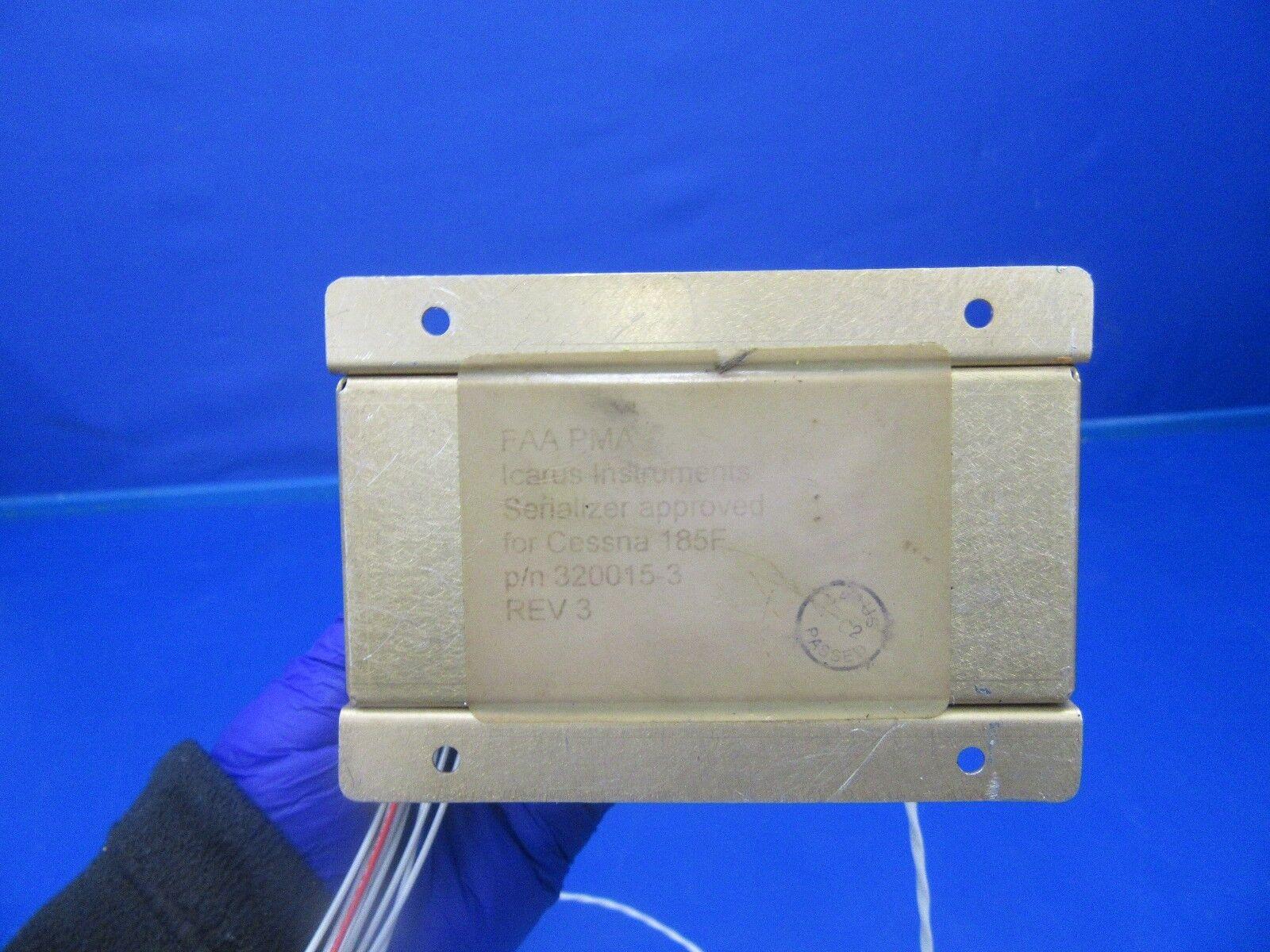 Icarus 3000U Mode C Serializer P/N 3230015-3 (0318-170)