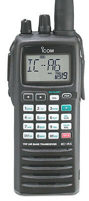 Icom IC-A6 - Handheld Com Transceiver