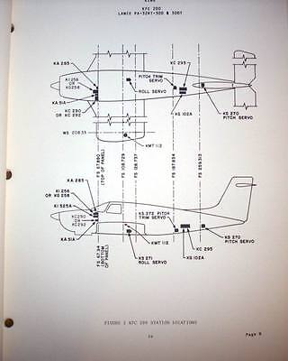 KFC 200 autopilot in Piper Lance PA-32RT-300 & PA-32RT-300T Service Manual