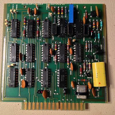 King KDM-705A Encoder Board 200-0422-00,  NOS