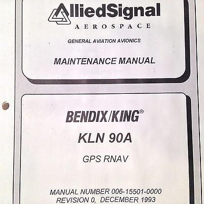 King KLN 90A Service Manual
