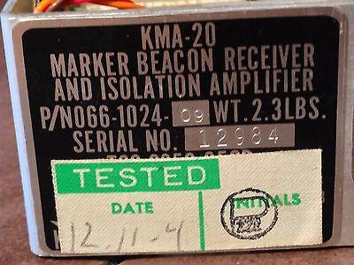 King KMA-20,  066-1024-09