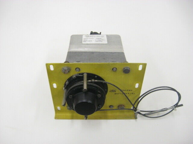 King KSA 371 Autopilot Servo Actuator - PN: 065-0024-01