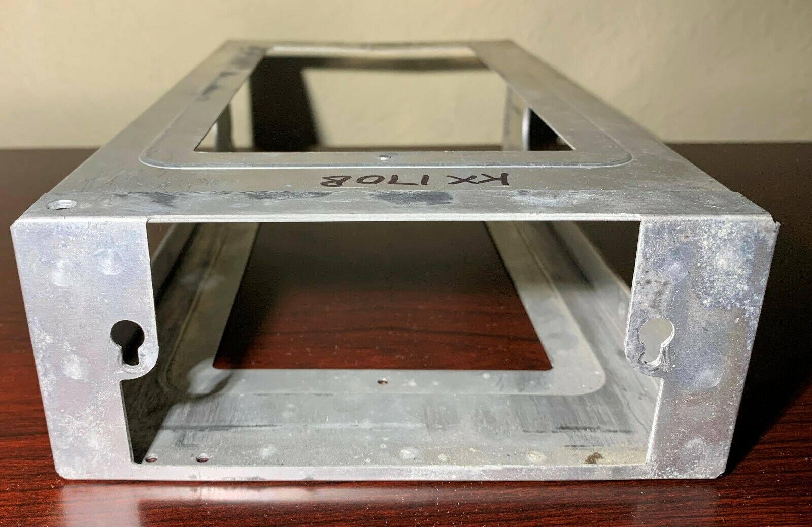 King KX-170 KX-175 KX-170B mounting tray rack no backplate