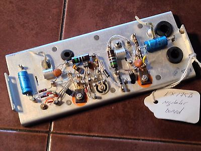 King KX-175B Power Supply Regulator Board.