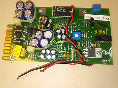 King Radio Small Part:  200-09058-0000 KX-155A Audio Board, NOS