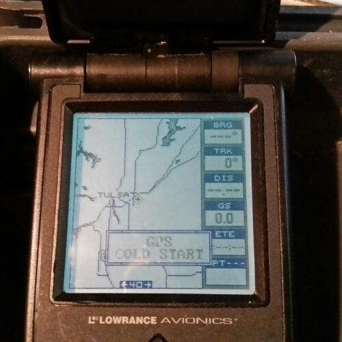 Lowrance Avionics - Airmap 300 GPS  - Avaition GPS - 12 Channel GPS Receiver