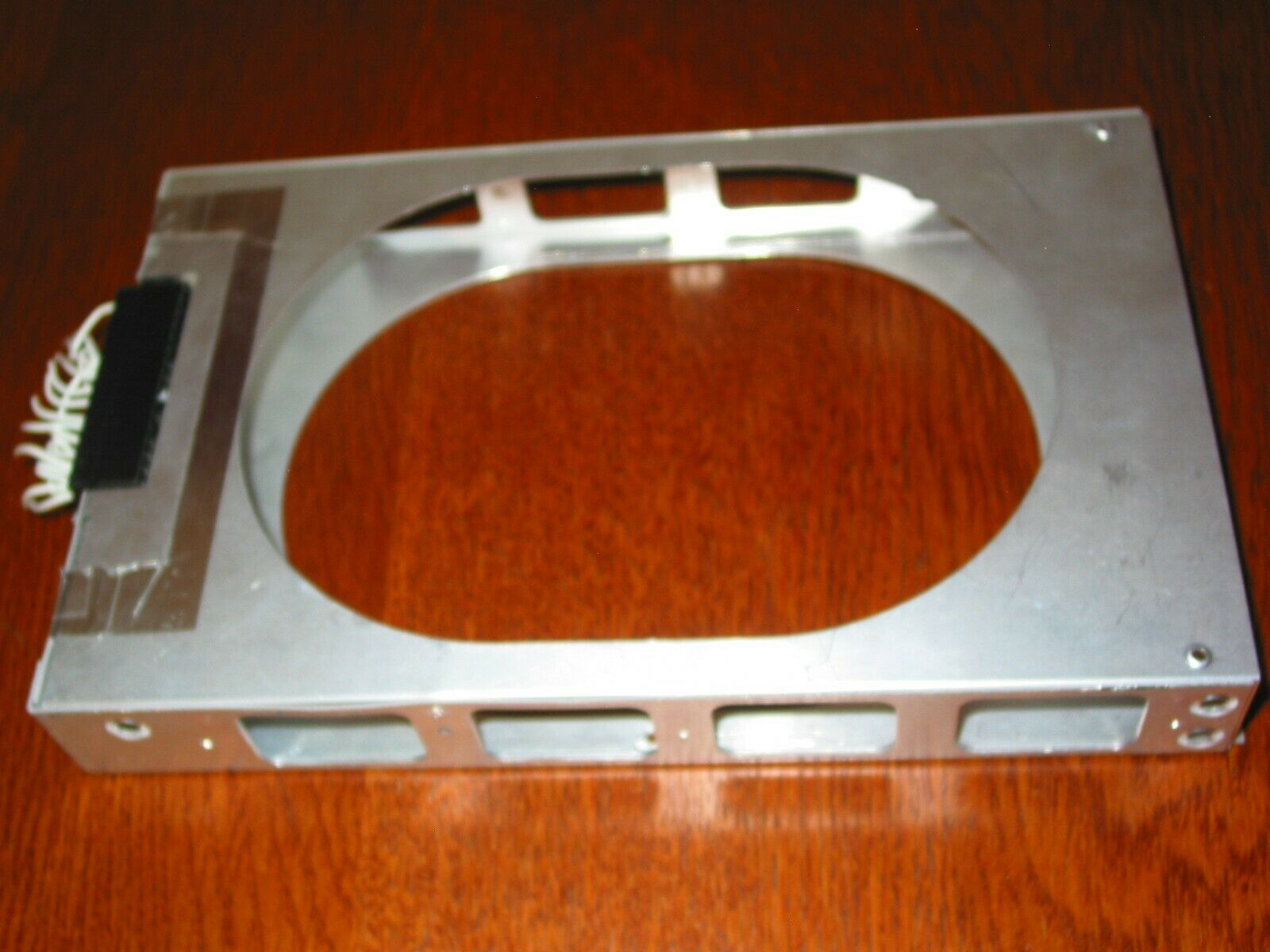 MOUNTING TRAY FOR KY-97A RADIO COMPLETE WITH WIRING CONNECTOR !!! KY 97 A RACK !