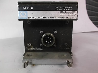MP16 POWER SUPPLY NARCO