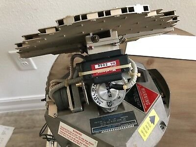 NARCO /KING  KWX 56 P/N 071-1220-03 10 INCH RADAR WITH  FAA 8130