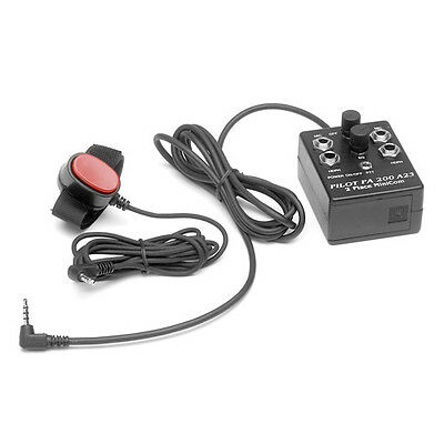 NIB PilotUSA PA200V 2 Place Portable Intercom with 4 pole plug