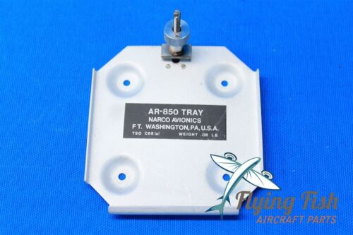 Narco AR-850 Alititude Encoder Mount Rack Assembly (19020)