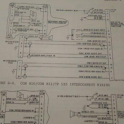 Narco Com 810, 811 install manual
