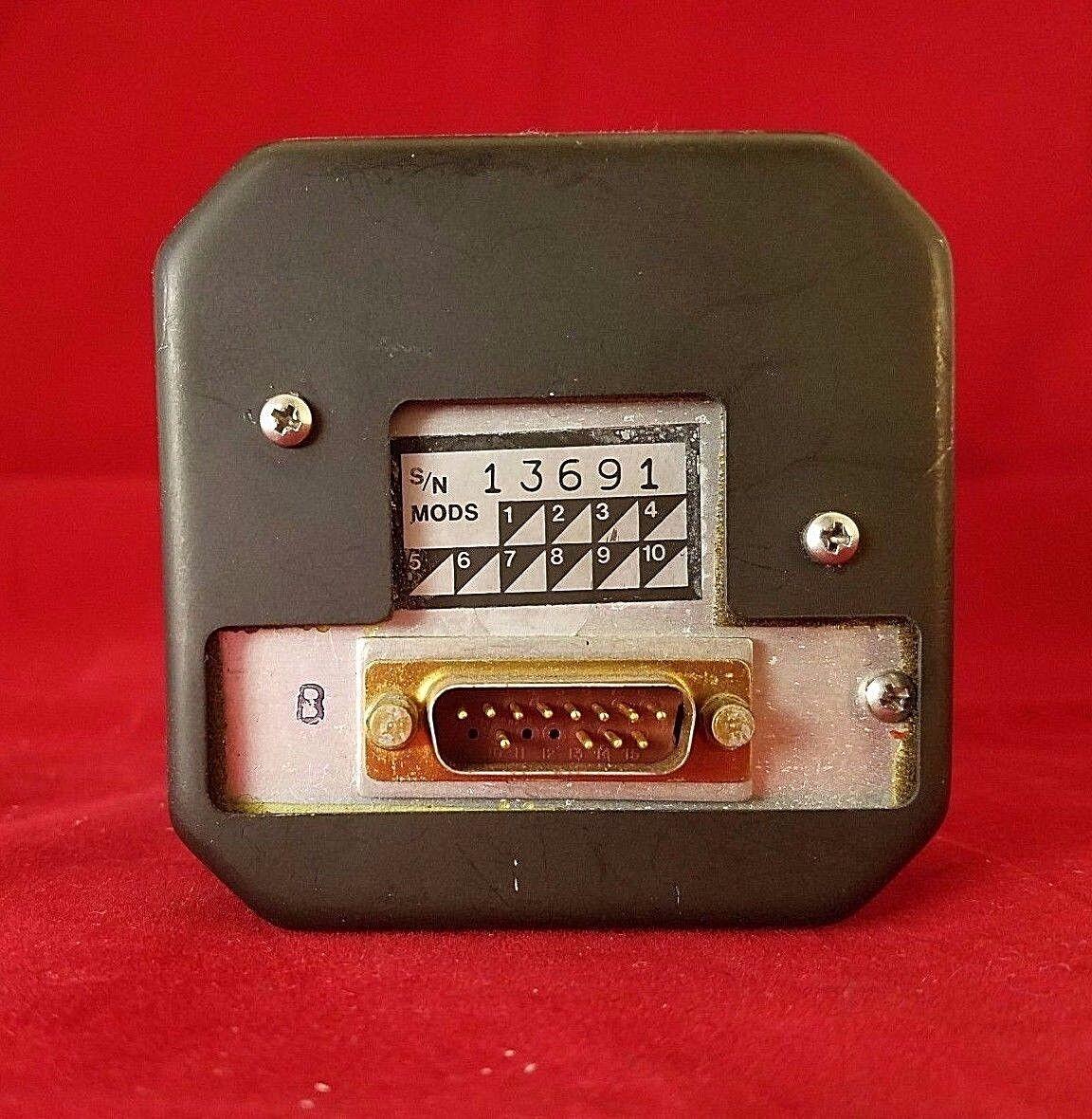 Narco ID-825 Indicator. Exchange $695