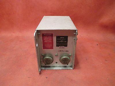 Narco Power Audio Unit (28V) PN T-24MP-12A