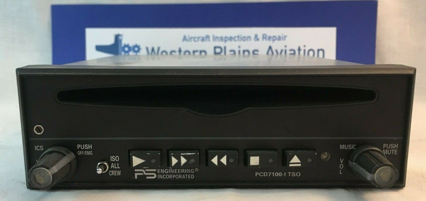 PS engineering PCD7100  Integrated Intercom Entertainment system