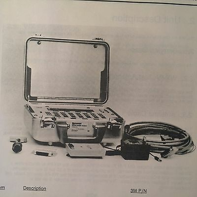 Ryan 3M Stormscope WX-PA Portable Test-Set Instruction Manual