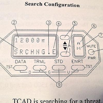 Ryan TCAD 9900, 9900A & 9900B Pilot's Handbook
