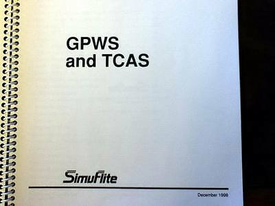 SimuFlite GPWS and TCAS Pilot Training Manual