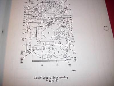 Sperry Stars TP-114B Transponder Component Maintenance & Parts Manual