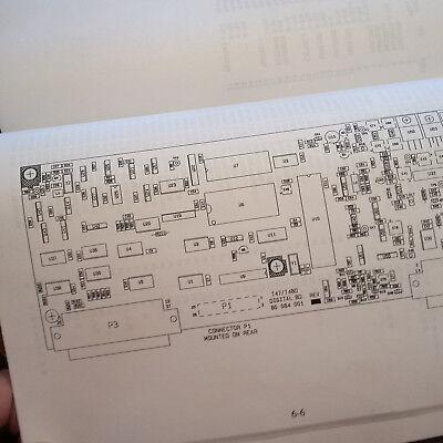 TIC Tel-Instruments T-48D Transponder/DME TestSet Operating & Service Manual