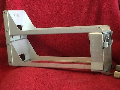 TWO COLLINS VHF20 MOUNTING TRAYS P/N 622-1195-001