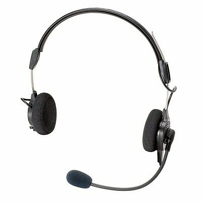 Telex Airman 750 Aviation Pilot Headset 64300-200 AUTHORIZED DEALER