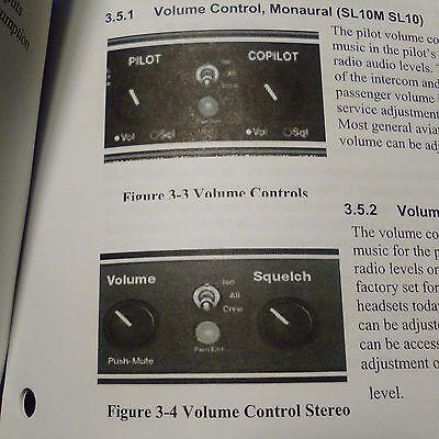 UPS Apollo  SL10 Audio Panel install & ops manual