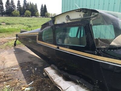 1960 cessna 172 taildragger 180 conversion long range tanks