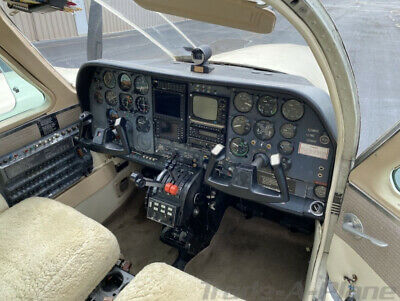 1978 Cessna 310R Mostly Hangared Logs Complete