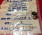 61402-980 PIPER (PMA JRA558-2) MLG BUSHINGS- PA31 PA31-350 & OTHERS - NEW (B39)