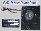 B-52 TERRAIN RADAR CLEARANCE PLANE-USED IN THE B-52 TERRAIN FOLLOWING ABILITIES