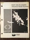 Bendix RDR-130 Weather Radar install manual