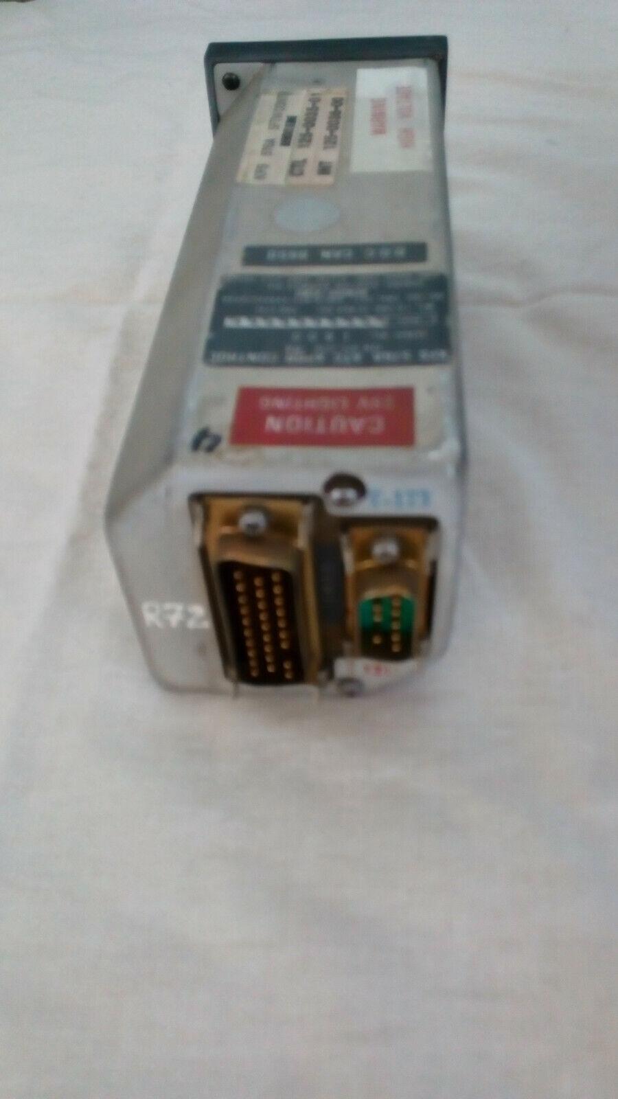 Bendix/King controllers KFS 576A