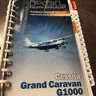 Cessna Grand Caravan 208B G1000 Emergency/Abnormal Procedures Pilot Checklist