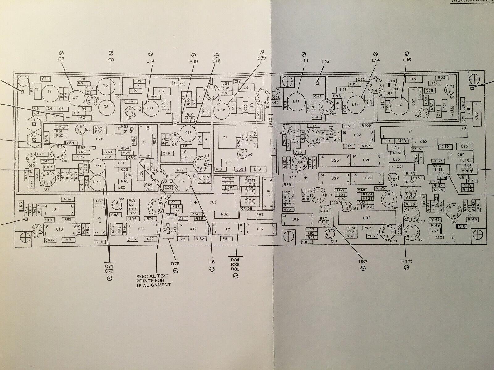 Collins WXT-200 Radar RT and TMT-150 Service Manual