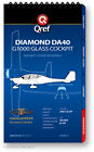 Diamond Star DA40 G1000 Quick Reference Aircraft Checklist Book by Qref