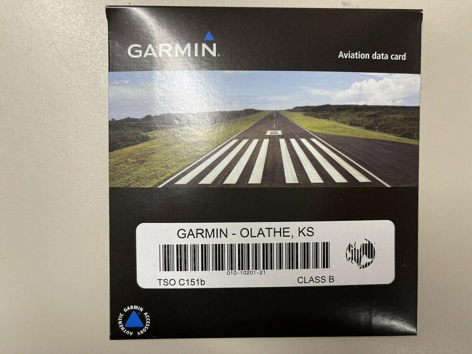 Garmin GNS 430W/530W WAAS Terrain Card