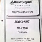 King KLN 90B GPS Rnav Service manual