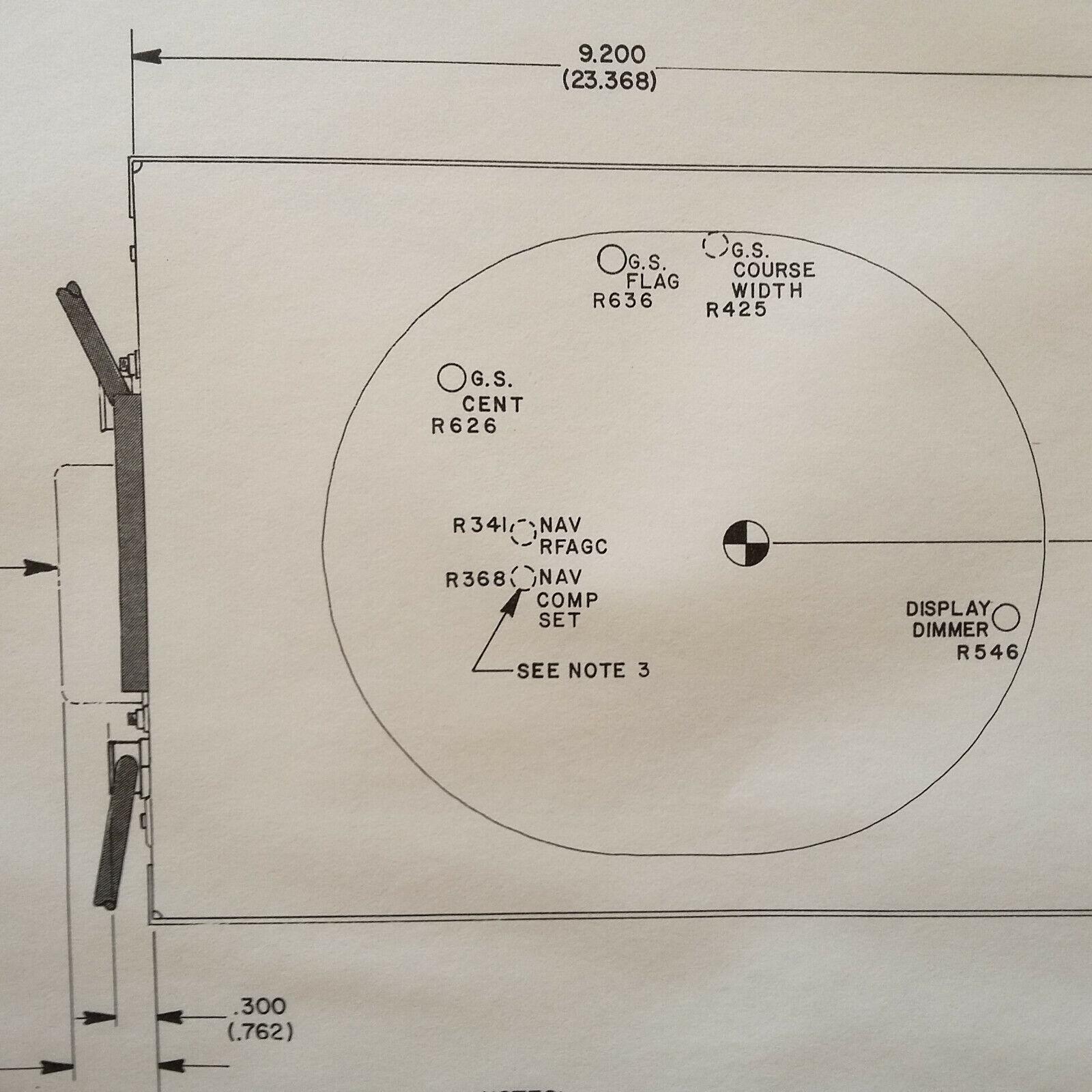 King KN-53 Nav Install Manual