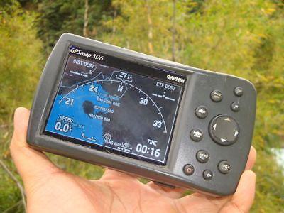 Lost All Screw Garmin GPSmap 396 Aviation GPS Navigator
