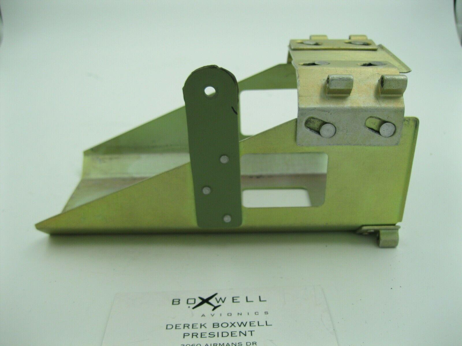 MSP Aviation Instrument Mounting Clamp 64621B-105