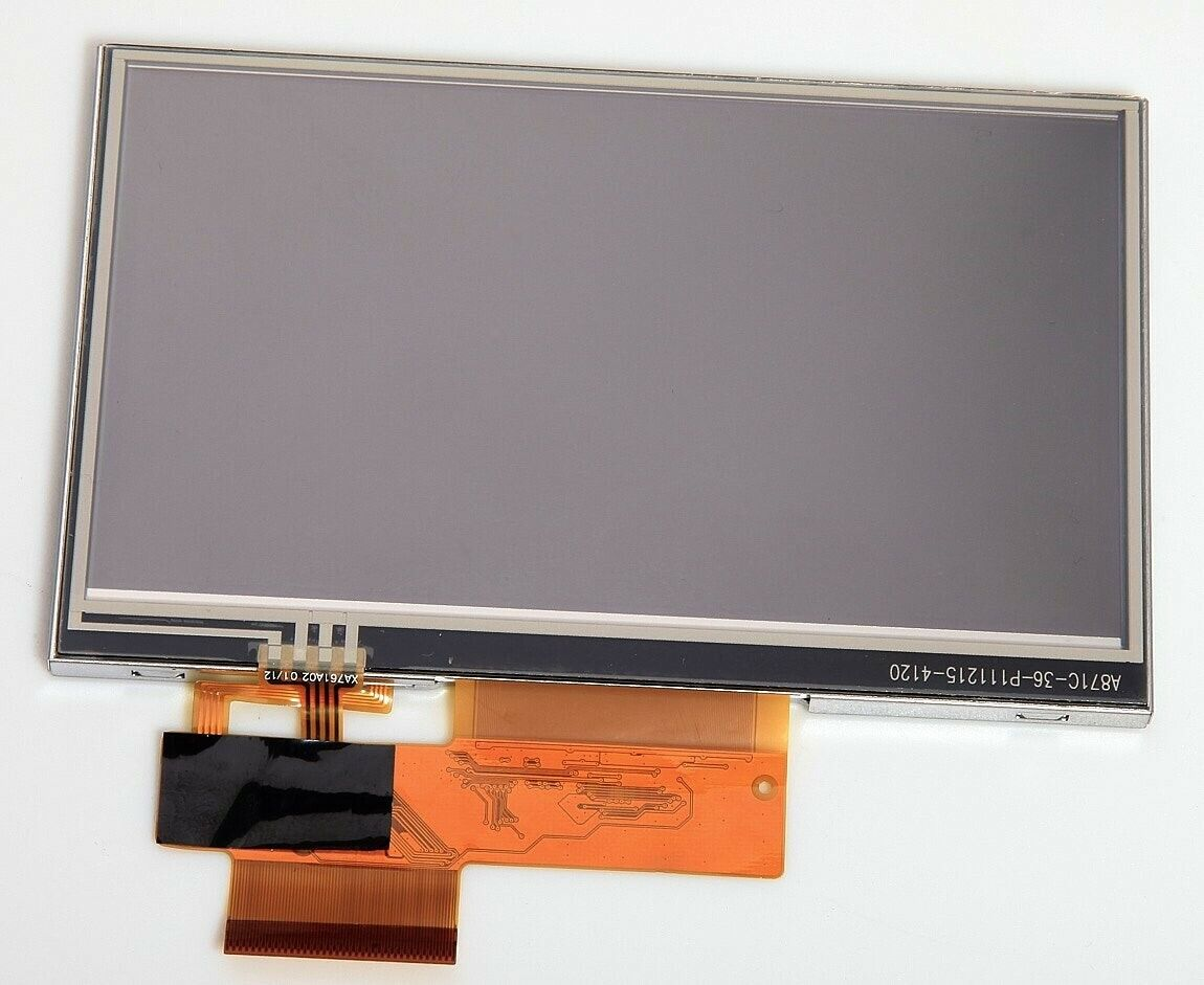 NEW LCD Screen With Digitizer Touch Screen For Garmin Aera 500 Aviation GPS