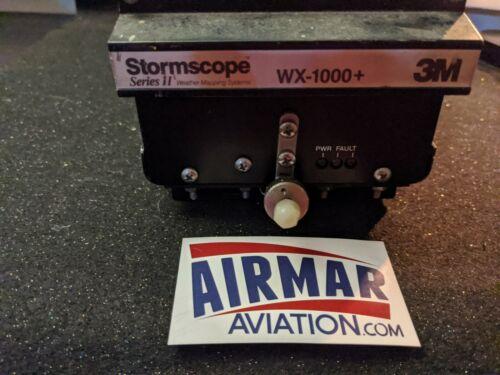 Stormscope II 3M WX-1000 Weather Radar Processor PN: 78-8060-5790-3  (11616)