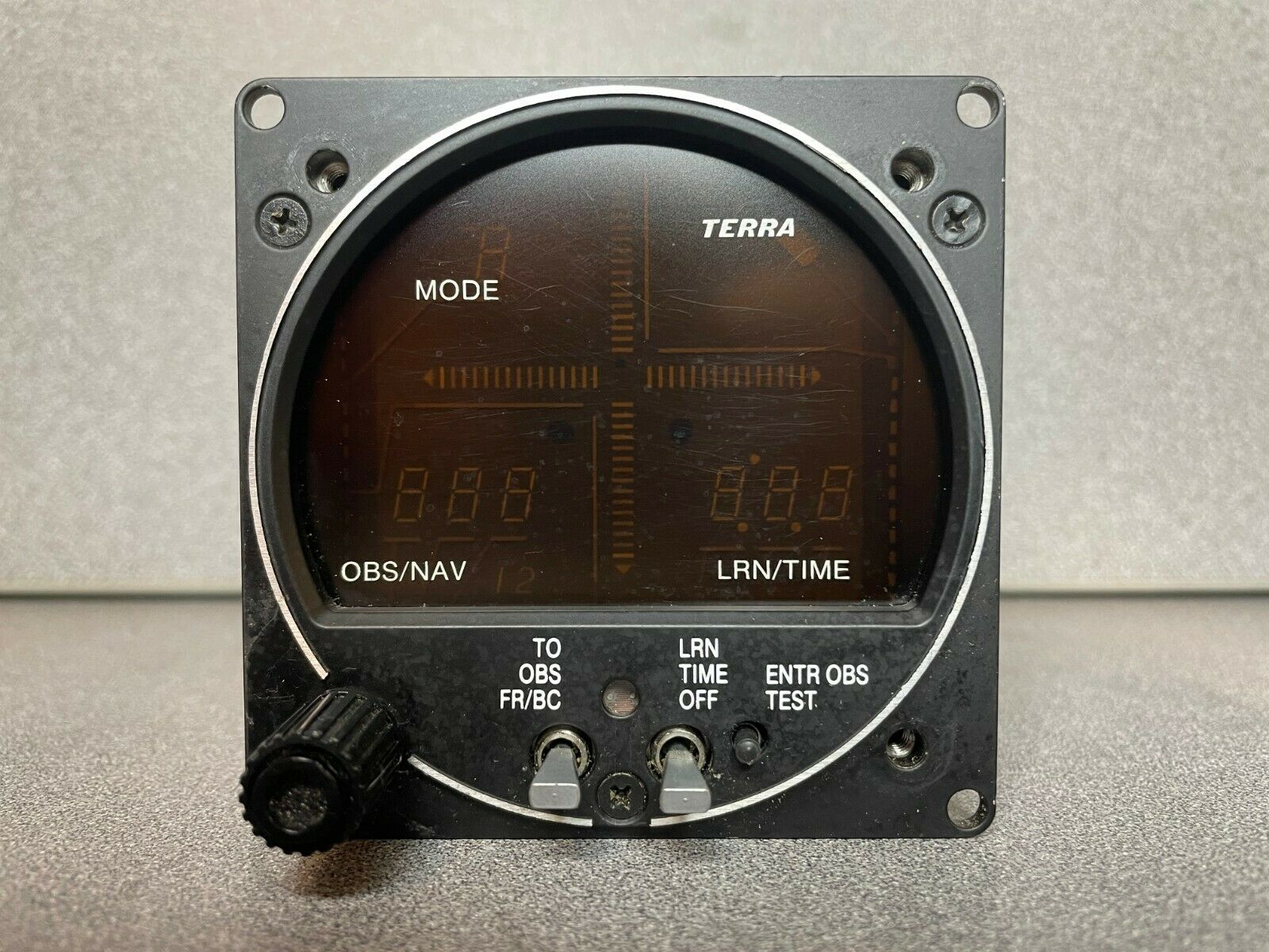 Terra Tri-Nav C P/N: 0900-1100-10 with connector and harness